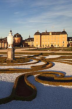 Schloss Schwetzingen Palace, Palace Gardens, Schwetzingen, Baden Wurttemberg, Germany, Europe