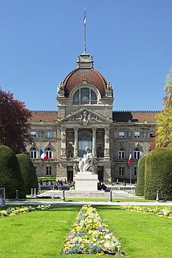 Palais du Rhin, Place de la Republique, Strasbourg, Alsace, France, Europe