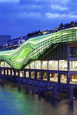 Les Docks, Cite de la Mode et du Design Museum, Quai de Austerlitz, Paris, Ile de France, France, Europe