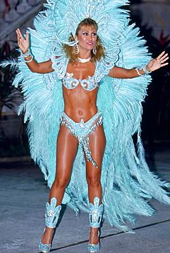 Carnival Dancer, Rio de Janeiro