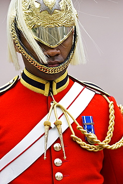 Lifeguard of the Household Cavalry, England, UK