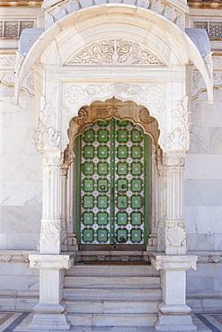 Jaswant Thada, the Maharaja of Jodhpur Memorial, built 1906, at Jodhpur in Rajasthan, Northern India