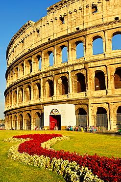 Colosseum, UNESCO World Heritage Site, Rome, Lazio, Italy, Europe