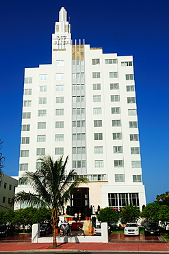 Ritz Hotel, South Beach, Miami, Florida, United States of America, North America