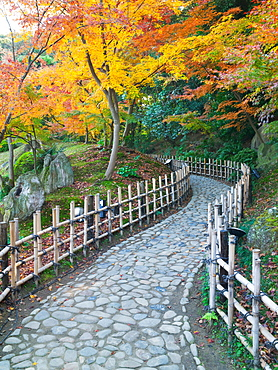 Ritsurin Park, Kagawa, Japan