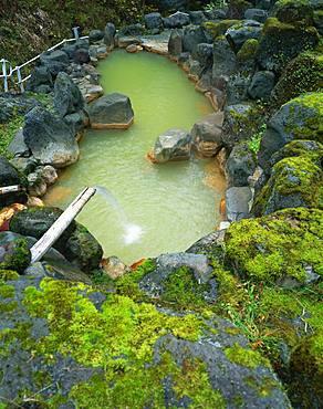 Nigorigo Onsen, Gifu, Japan