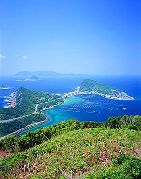 Kashiwa Island, Kochi, Japan