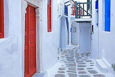 Greece, Cyclades Islands, Mykonos Island