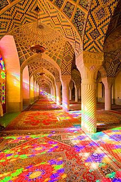 Roses Mosque Shiraz, Iran,