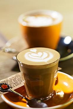 Coffee in Belmondo in Noosa