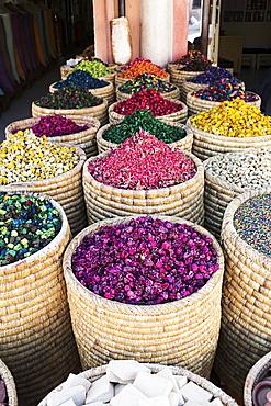 Goods in the Medina, Marrakesh, Morocco