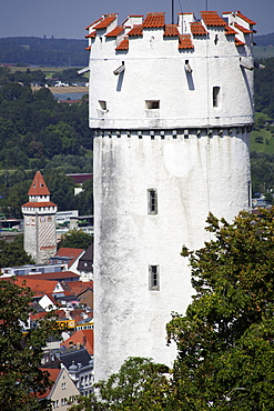 Flour Sack Tower in Ravensburg, Baden-Wurttemberg, Germany