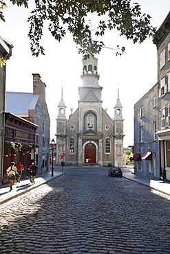 Notre-Dame-de-Bon-Secours Chapel, Canada, Montreal