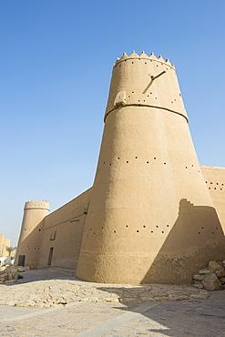 Masmak fort, Riyadh, Saudi Arabia, Middle East