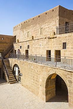 Old Fort, citadel in Tabuk, Saudi Arabia, Middle East