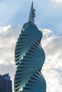 F&F Tower (Revolution Tower), Panama City, Panama, Central America