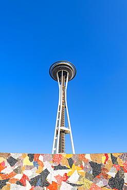 Space Needle, Seattle, Washington State, United States of America, North America