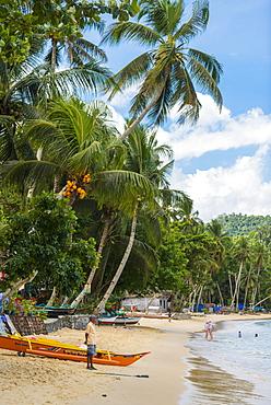 Port Barton, Palawan, Mimaropa, Philippines, Southeast Asia, Asia