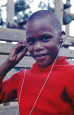 Bostwana, ramotswa school for deaf children.