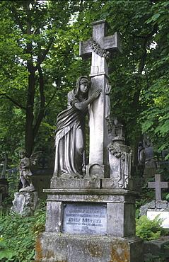 Ukraine - lychakev cemetery