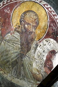 TURKEY The Chora Church, Istanbul. Frescoes