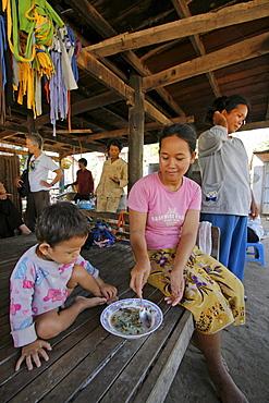 Childrens feeding center, phnom penh