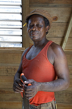 Jamaica. Carpenter of revival
