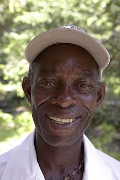 Jamaica. Man of chester castle
