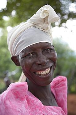 Uganda woman of kangulumira, kayunga district