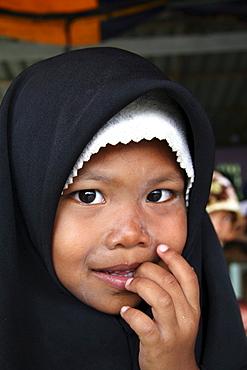 Thailand muslim girl of pattani