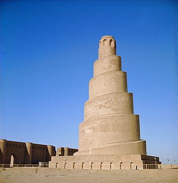Samarra Minaret, Iraq