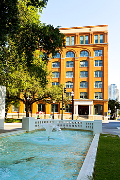 The Sixth Floor Museum at Dealey Plaza, Texas School Book Depository, Dallas, Texas, United States of America, North America