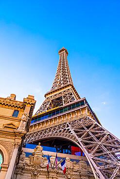 Paris Hotel and Casino, Las Vegas, Nevada, United States of America, North America