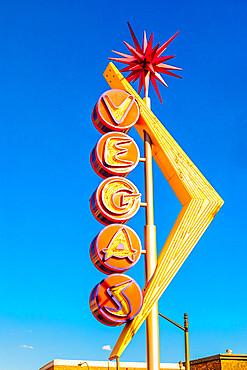 Downtown Las Vegas, Nevada, United States of America, North America