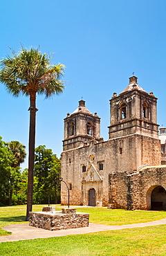 Mission Nuestra Senora de la Purisima Concepcion, Mission Concepcion, San Antonio, Texas, United States of America, North America