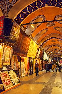Grand Bazaar, Istanbul, Turkey, Europe