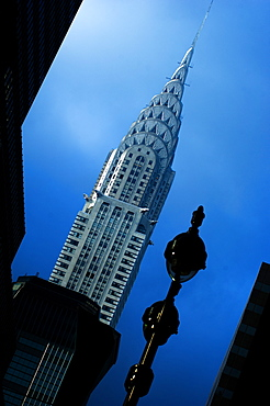 The Chrysler Building, New York City, United States of America, North America