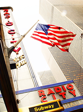 Radio City Music Hall, New York City, United States of America, North America