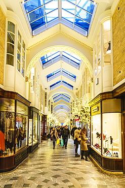 Burlington Arcade, Piccadilly, London, England, United Kingdom, Europe