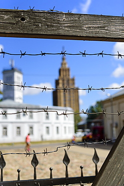 Ghetto and Holocaust Museum, Riga, Latvia, Europe