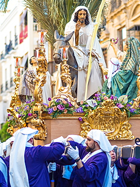 Antequera, known for traditional Semana Santa (Holy Week) processions leading up to Easter, Antequera, Andalucia, Spain, Europe