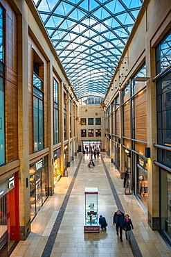 Grand Arcade shopping Mall, Cambridge, Cambridgeshire, England, United Kingdom, Europe