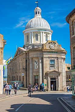 Market House, Market Place, Penzance, Cornwall, England, United Kingdom, Europe