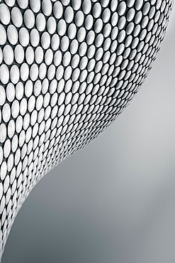 The Bullring, Abstract of the Selfridges Building, Birmingham, West Midlands, England, United Kingdom, Europe - 1282-24