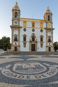 Nossa Senhora do Carmo Church, Faro, Algarve, Portugal, Europe