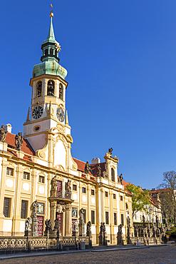 Loreta (Loreto) church, Prague, Bohemia, Czech Republic, Europe