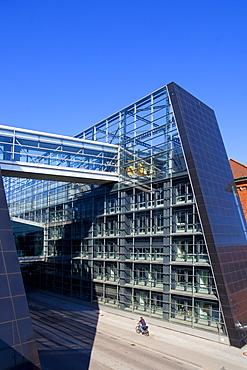 Royal Library, Copenhagen, Denmark, Europe