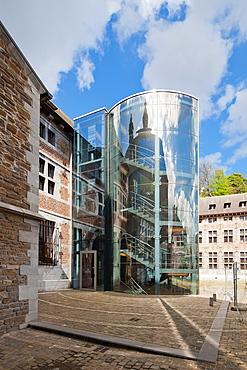 The Musee de la Vie Wallonne, Liege, Belgium, Europe