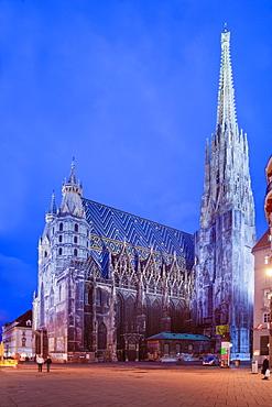 St. Stephen Cathedral, Vienna, Austria, Europe