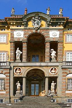 Villa di Camigliano (Villa Torrigiani) Capannori, Lucca, Tuscany, Italy, Europe
